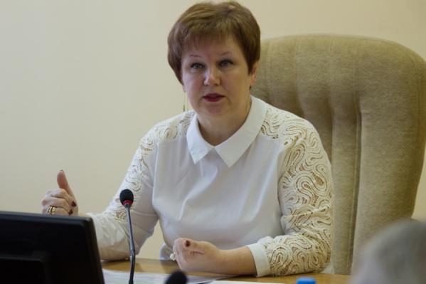 Вероника Ефремова является не только председателем совета всех вузов, но и ректором ТИУ