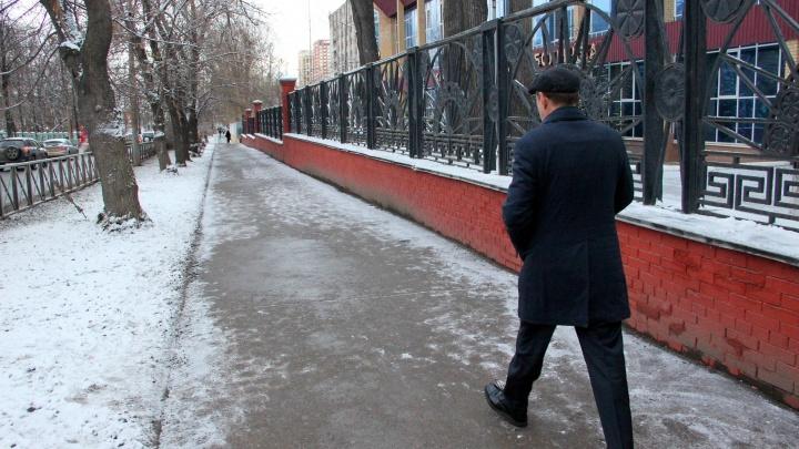 В Перми проинспектировали качество уборки дорог от снега