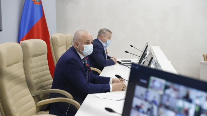 В больницах Кузбасса появятся дезинфекторы. Цивилёв пообещал, что это сократит время ожидания скорой