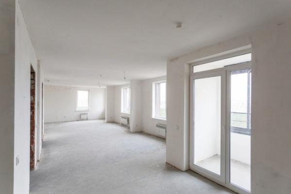 Квартиры в новом квартале раскупают просто молниеносно