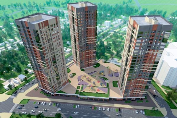 Застройщик планирует сдать вторую очередь жилого комплекса «Предельная — Мостовая» в четвертом квартале 2020 года