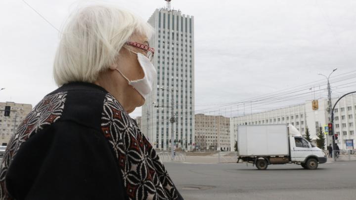 91 случай COVID-19 выявили за последние сутки в Архангельской области. Данные оперштаба региона
