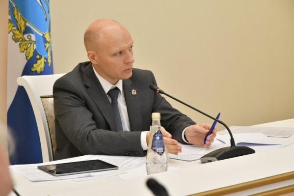 Михаил Жданов работал министром с 2018 года