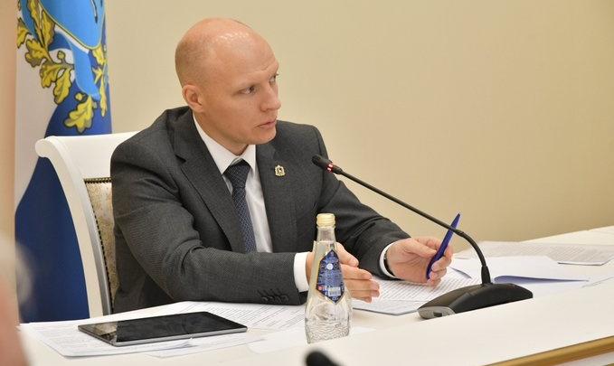 Губернатор отправил в отставку министра промышленности Самарской области