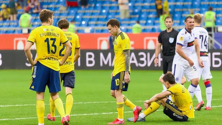 РФС оштрафовал ФК «Ростов» после матча с «Уфой». Сумма еще больше, чем в прошлый раз