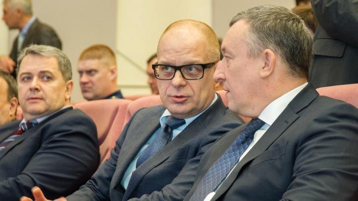 В Самарской области умер зампред правительства Александр Карпушкин