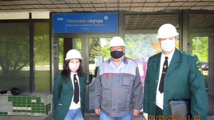 Глава Росприроднадзора о выбросах на «Омском каучуке»: «Ситуация доведена до абсурда»