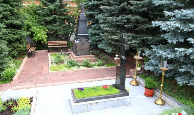 Могилу Петра Алабина признали культурным наследием