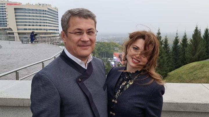 Каринэ Хабирова показала, как проводит выходные с мужем