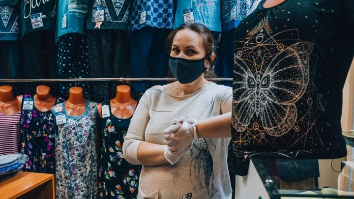 В Котласском и в ряде других районов Архангельской области вводят обязательный масочный режим