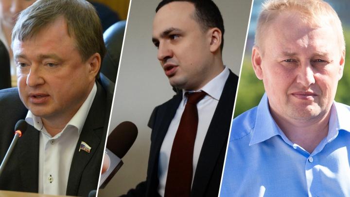 «Плато уже наступило»: свердловские депутаты — о том, чего ждать от обращения Путина