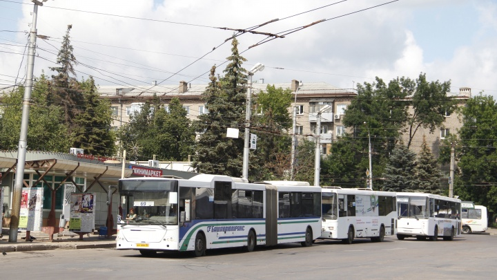 В «Башавтотрансе» прокомментировали отмену автобусного маршрута № 30