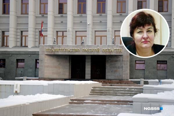 Элеонора Кролевец последние полгода была заместителем Анастасии Маловой