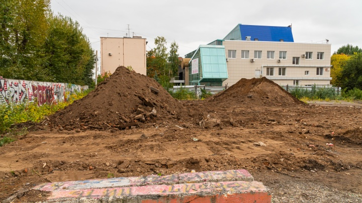 В Перми завершили проверку раскопок у гимназии № 17. Были ли там нарушения?