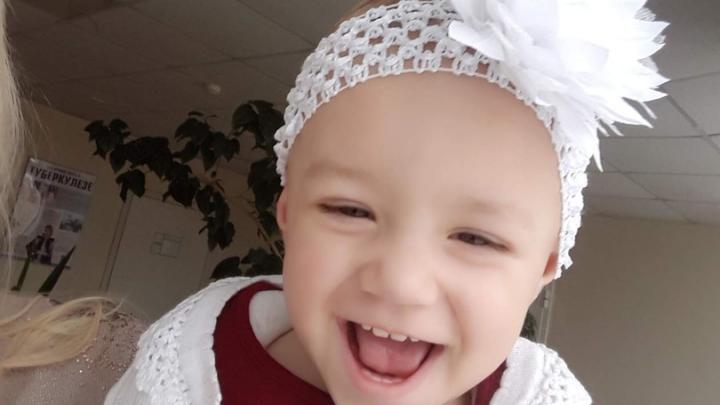 Для расследования дела умершей двухлетней Аделины Кинчаровой создана следственная группа