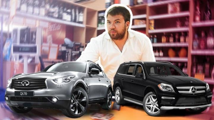 Владельца обанкротившейся сети «Семь пятниц» обвинили в фиктивной продаже премиальных авто