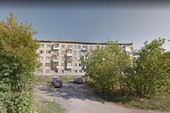 Пожар случился в Кировском районе
