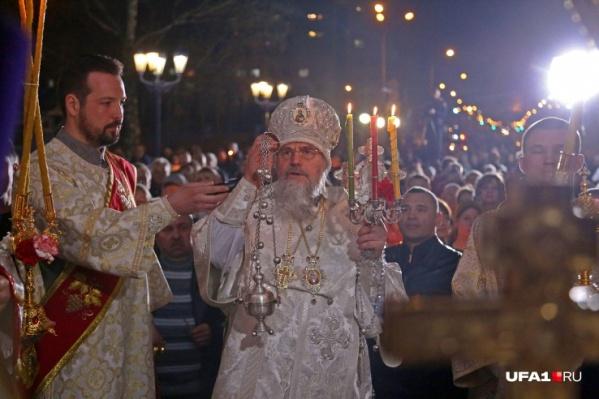 Православным жителям Башкирии лучше не посещать церковь во время угрозы коронавируса