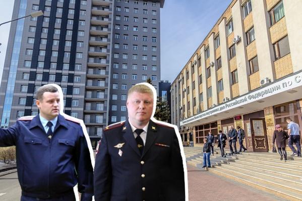 Следователи считают, что Котов выбрал посредников в структуре МВД