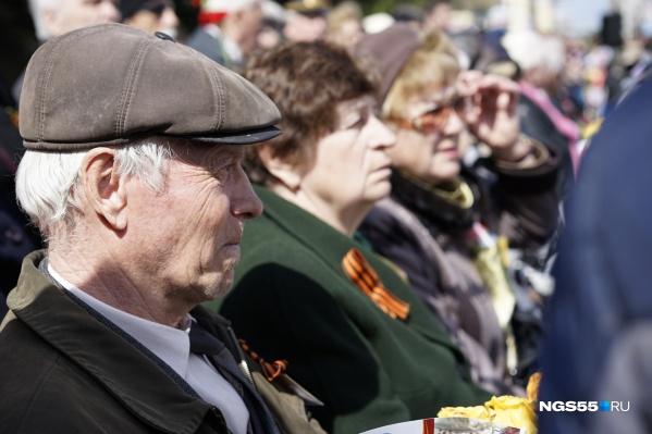 Пока неизвестно, пригласят ли на парад ветеранов