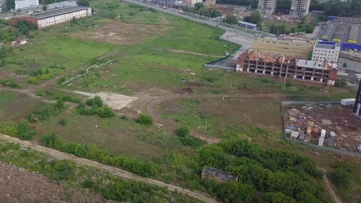 Мэрия сообщила о строительстве большого микрорайона в районе бывшего ГПЗ-4