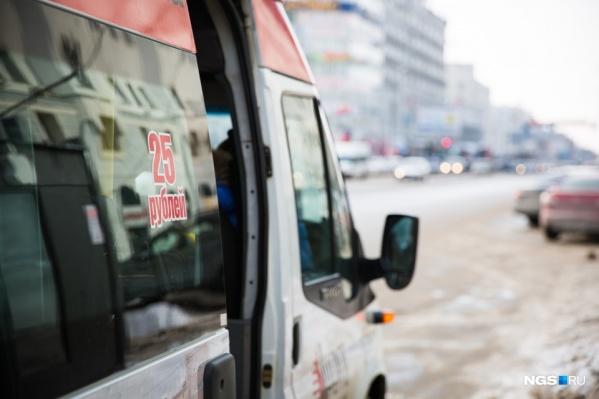 Водители маршруток остаются без работы, так как не могут выполнить план по перевозкам
