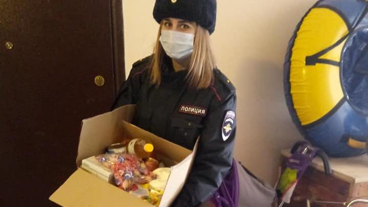 В Ярославле полицейские за три дня собрали сведения о 441 ребенке, остро нуждающемся в еде