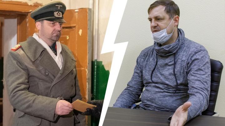 «Просыпаешься, а соседа по реанимации больше нет»: в Волгограде «фельдмаршал Паулюс» победил коронавирус