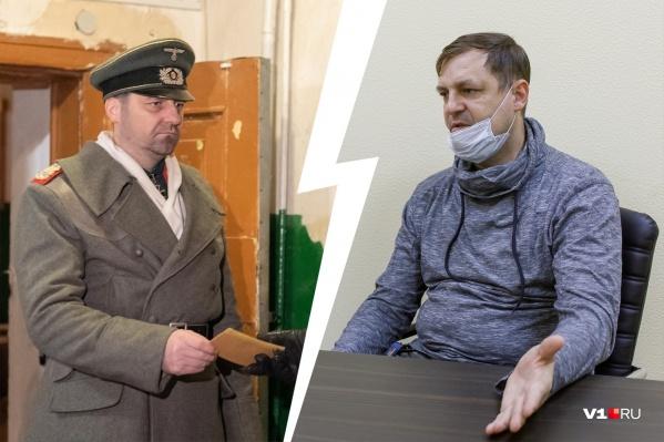 После выписки из больницы Андрея Сандалова ждала непростая реабилитация