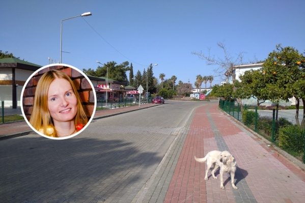 Улицы Анталии пустые