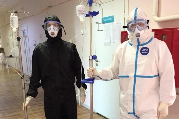 Опасность распространения болезни никуда не делась — красноярцев просят носить маски и соблюдать социальную дистанцию