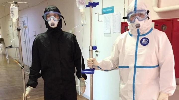 Заканчиваются резервные койки: врачи попросили красноярцев соблюдать социальную дистанцию и носить маски