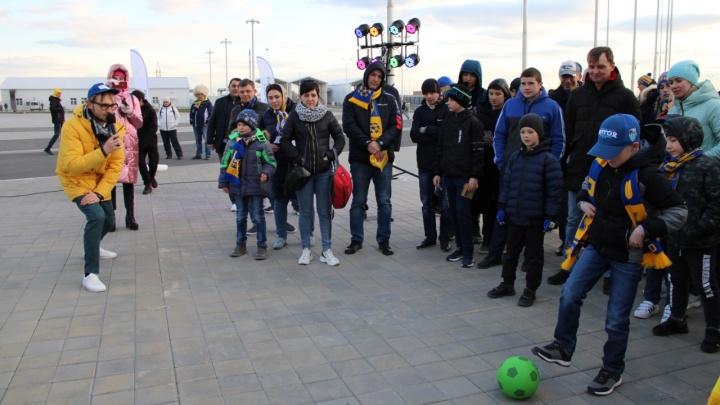 Регоператор ГК «Чистый город» запустил фотоконкурс для футбольных фанатов