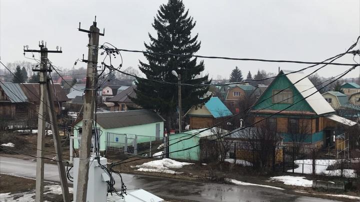 Власти Стерлитамакского района запретили жителям республики выезд на дачи