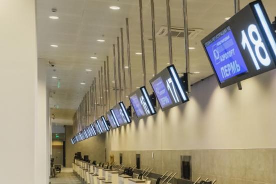 Авиакомпания Utair открыла рейсы из Перми в Тюмень
