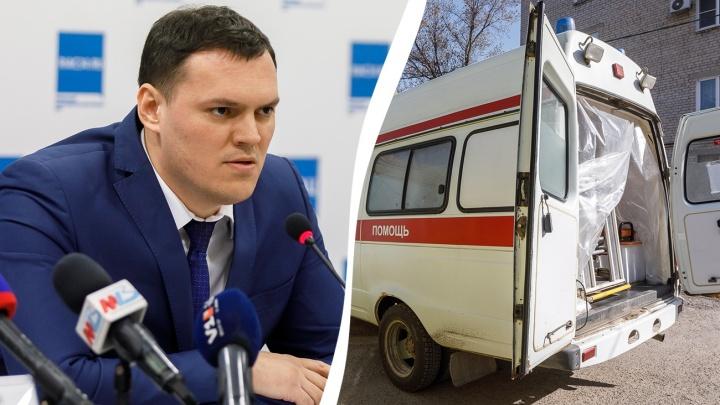 В Волгограде коронавирус нашли у пяти взрослых и одного ребенка