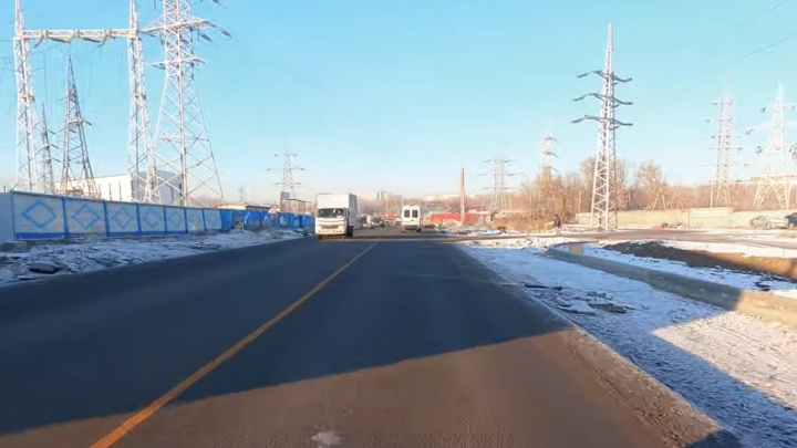 В Самаре продлят срок реконструкции Заводского шоссе