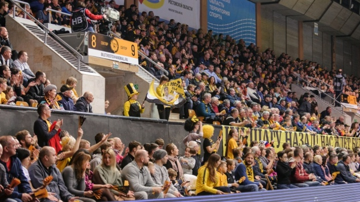 В Ростове из-за коронавируса перенесли матч гандбольной Лиги чемпионов
