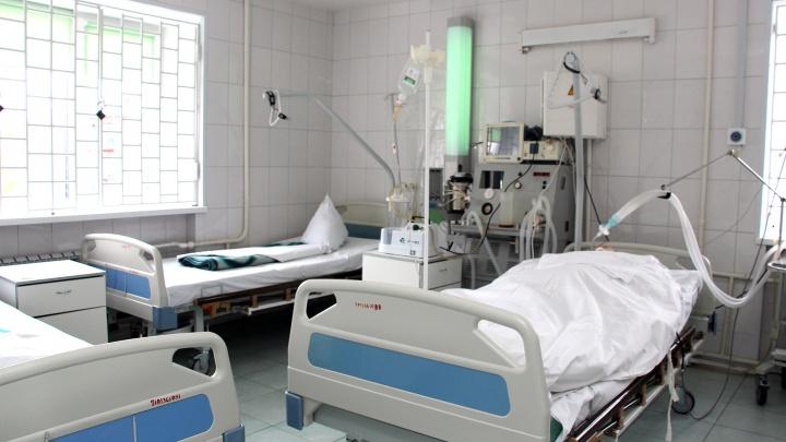 В Минпромторге заявили, что в Омске есть проблемы с кислородом в больницах