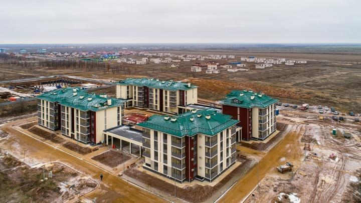 В Котельниково создадут современную городскую среду
