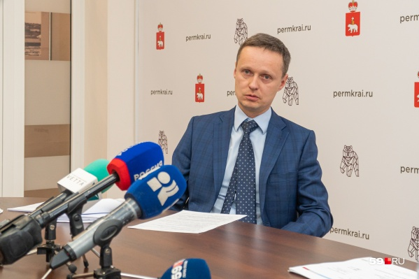 Теперь Лев Гершанок будет советником руководителя администрации