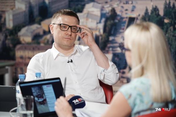 Алексей Текслер ответил на самые злободневные вопросы читателей 74.RU