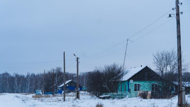 В деревню омского тиктокера пообещали провести интернет до конца года
