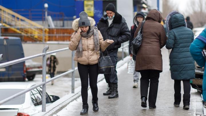 Оттепель отменяется: в Волгоградскую область возвращаются крепкие морозы