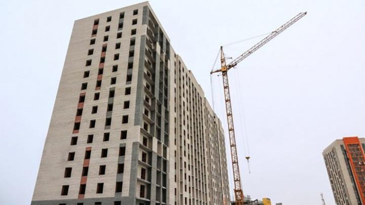 Власти нашли компанию, которая закончит строительство дома в ЖК «Олимпия»
