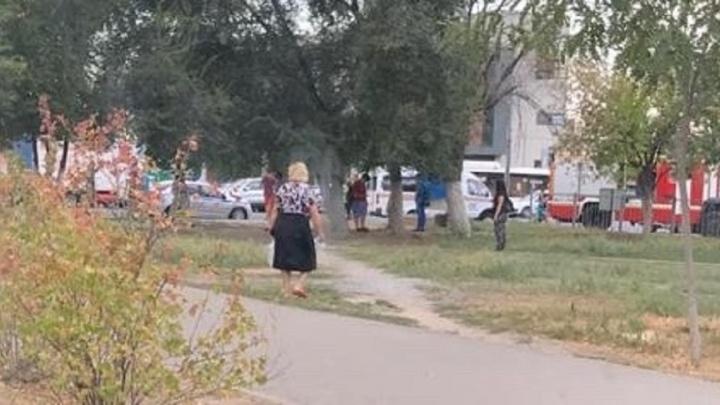 Грузовая «Газель» без тормозов собрала массовое ДТП в Волгограде с пострадавшими