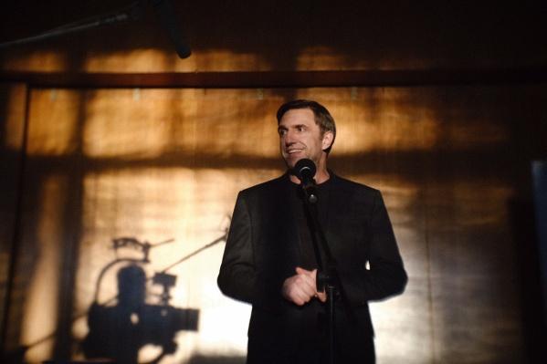 Одну из главных ролей в короткометражке играет Владимир Вдовиченков