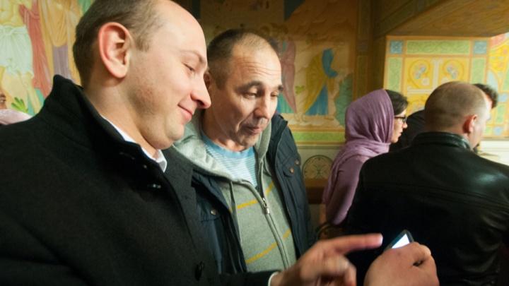 «Здесь происходит захват»: Дмитрий Соколов— о силовиках в Среднеуральском монастыре