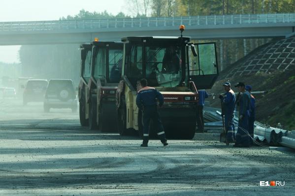 Дорожники отремонтируют три моста и два путепровода