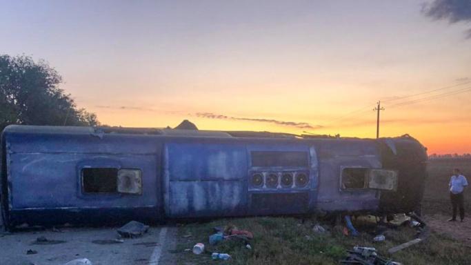 На Ставрополье вынесли приговор виновнику ДТП с волгоградским автобусом